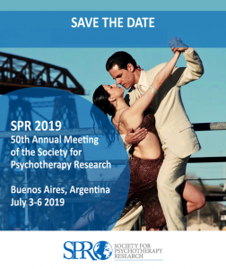 Annual Meeting of the Society for Psychotherapy Research