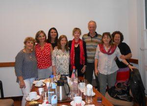 Nos visita el Dr. Miran Mozina